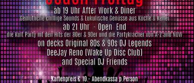 Ü30 & Ü40 war gestern... the Friday Club 3.0