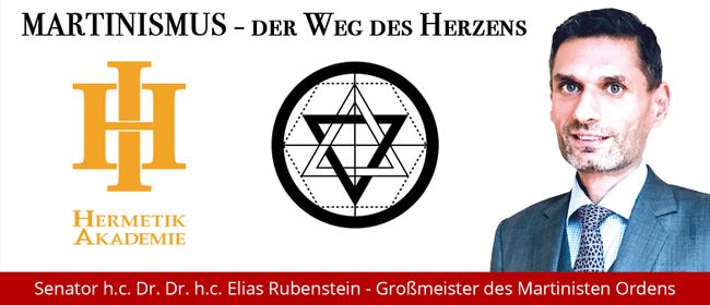 Dr. Elias Rubenstein | Martinismus - Der Weg des Herzens