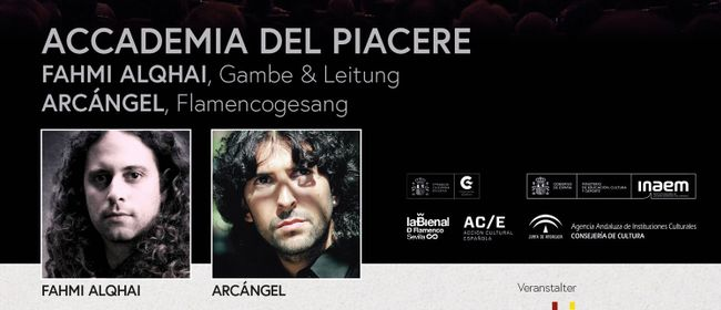 Arcángel & Fahmi Alqhai / Accademia del Piacere