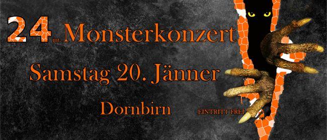 24. int. Monsterkonzert der Emser Palast-Tätscher