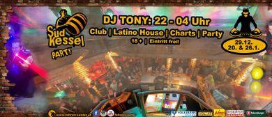 Kessel Party mit DJ Tony at Fohren Center