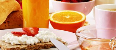 Genussfrühstück & Wellness