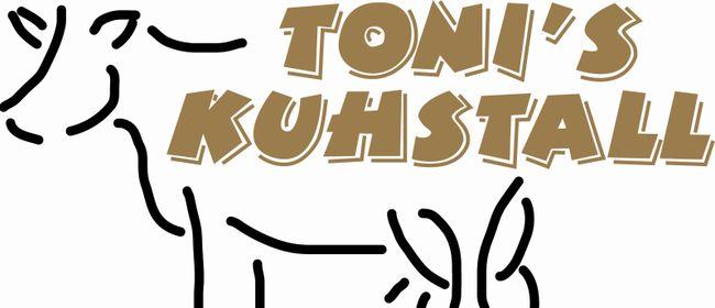 Musikantentreff in Tonis Kuhstall