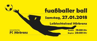 fuaßballer ball 2018