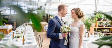 Wedding Talk im Zeichen der Liebe