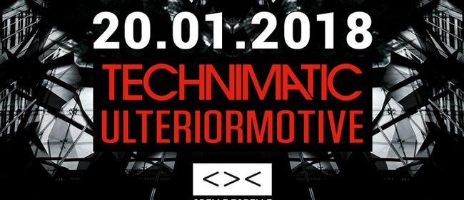CONTRAST presents SHOGUN AUDIO w/ TECHNIMATIC ++