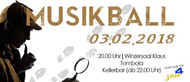 Musikball 2018