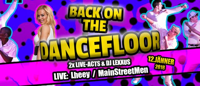 Back on the Dancefloor - Boygroup Special