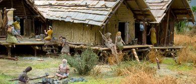 Abenteuer-Zeitreisen - Expedition in die Steinzeit