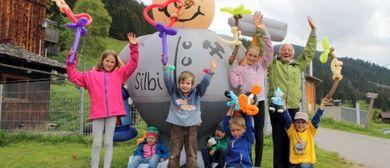 6. Knappen-Kinderfest am Kristberg in Silbertal im Montafon