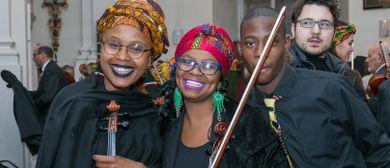100 Jahre Nelson Mandela und das Bochabela String Orchestra