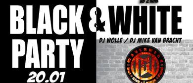 Black & White Party 18+ im Mauerwerk Bürs