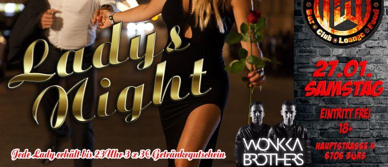 LADIES NIGHT 18 + im Mauerwerk Club Bürs