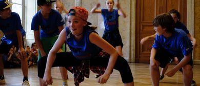 Semesterkurs Streetdance Purkersdorf 6 - 15 J.