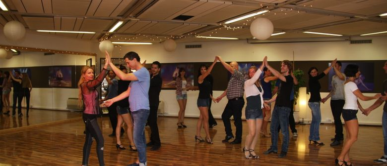 Tanz Schnupper Woche