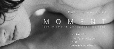 MOMENT - Katrin Spiegel & Band
