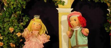Friedburger Puppenbühne: Kasperl und der Zauberer Spaghetti