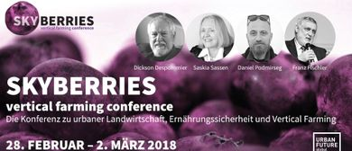 SKYBERRIES urban and vertical farming conference