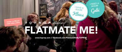 Flatmate Me - Finde neue Mitbewohner!