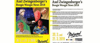 Axel Zwingenberger's Boogie Woogie News 2018