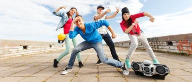 Streetdance & English for Kids