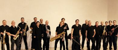 Musikalische Zeitreise mit der Big Band Walgau