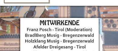 Volksmusikabend