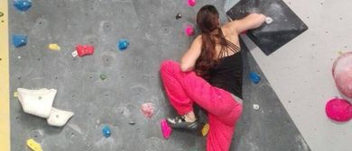 Anfängerkurs Klettern für Frauen