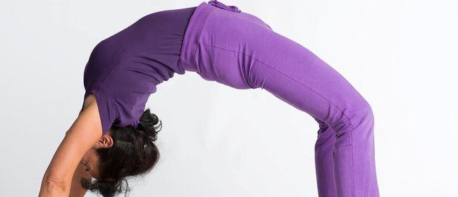 Yogakurs für Fortgeschrittene und Leichtfortgeschrittene