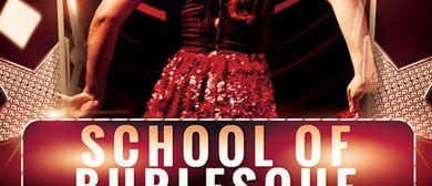 School of Burlesque - der neue Kurs der I-Akademie