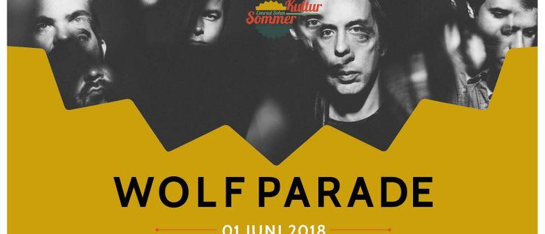 WOLF PARADE / 7. Kultursommer-Festival
