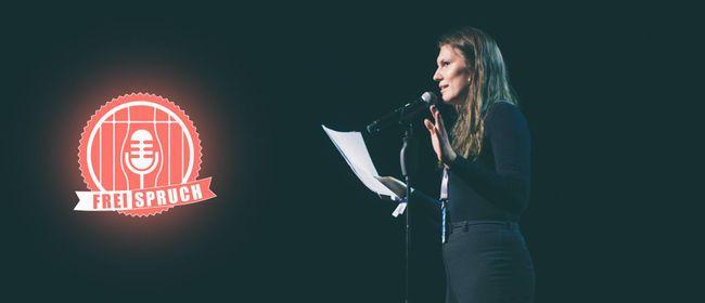 Freispruch Poetry Slam - Februarausgabe