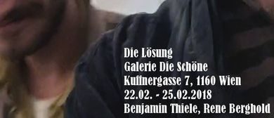 Die LÖSUNG - Benjamin Thiele+Rene Berghold