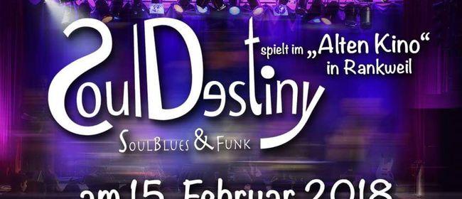 SoulDestiny live im alten Kino in Rankweil