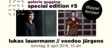 voodoo jürgens & lukas lauermann / doppelkonzert
