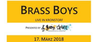 "Brass Boys ""Live gepresst"" Konzert"