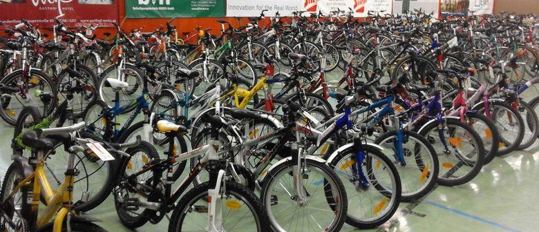 Fahrrad-Bazar der Radfreunde Munderfing