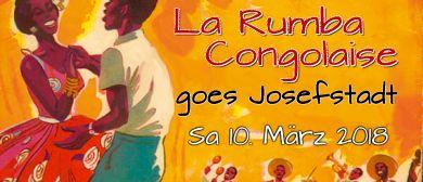 La Rumba Congolaise goes Josefstadt - Prince Zeka live