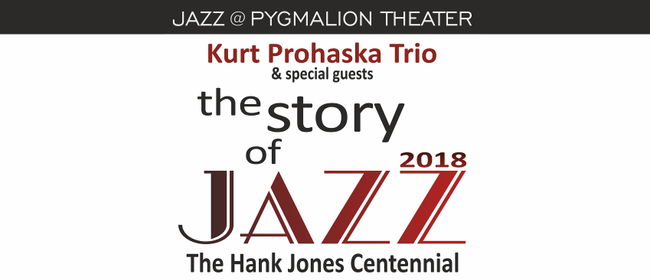MIXED ROOTS - Jazzkonzert Kurt Prohaska Trio