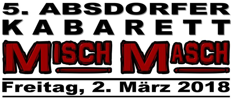 5. Absdorfer Kabarett MISCH MASCH