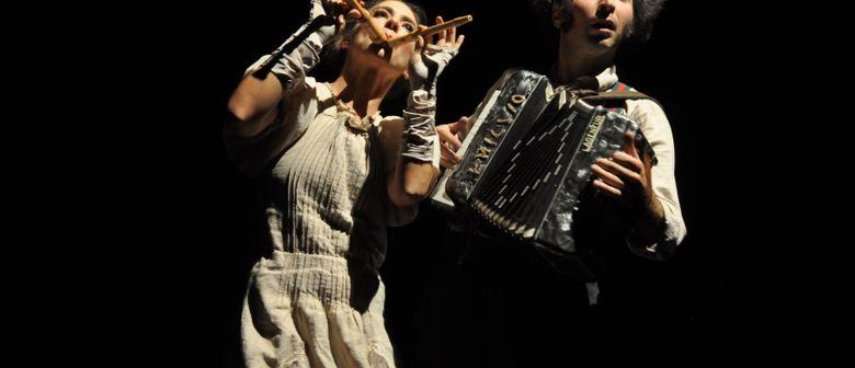 Emillio & Ellie mit dem Jugendkammerorchester Dornbirn