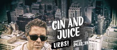 GIN AND JUICE feat. URBS