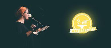 Wortschmiede Poetry Slam - Märzausgabe