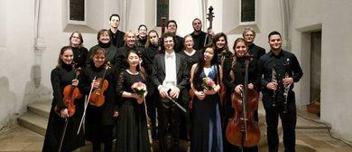 Orchester- und Arienkonzert im ZIB-Saal in Baden bei Wien