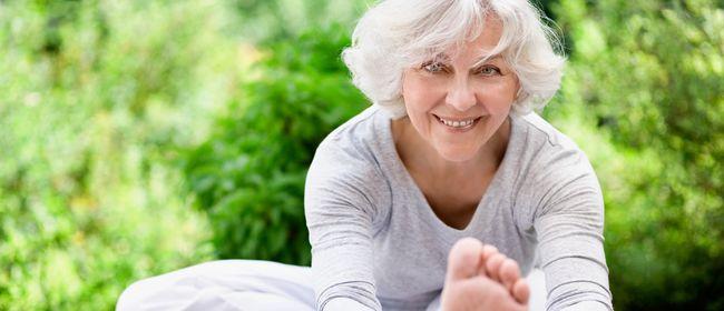 Best Age Yoga 65+/ Yoga für Senioren