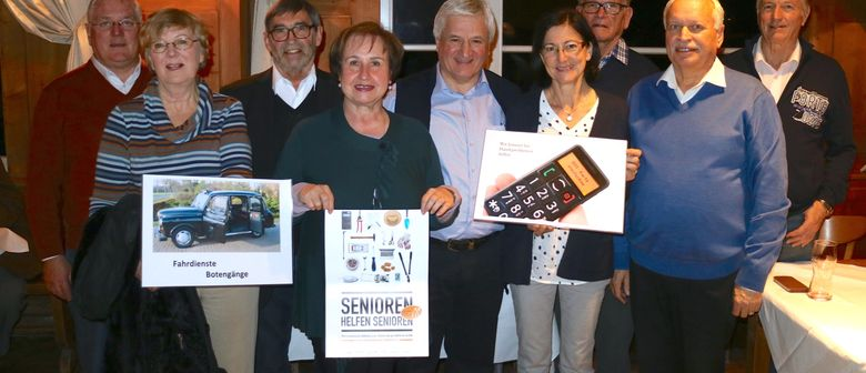 2. Generalversammlung der Seniorenbörse Feldkirch - 22.02.18