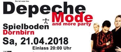 33te Depeche Mode & more Party