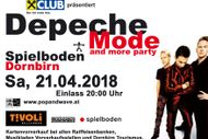 33te Depeche Mode & more Party
