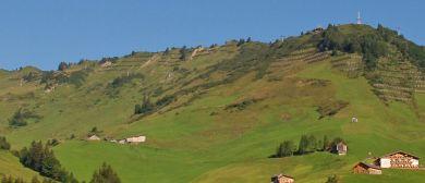 Älpler- & Dankmesse auf der Alpe Stafel Faschina