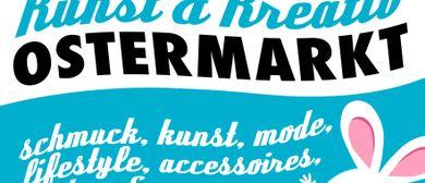 KUNST & KREATIV OSTERMARKT